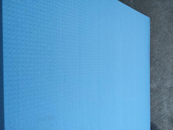 解读挤塑板外墙施工前的准备工作
