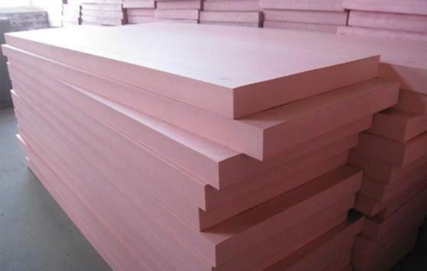 地暖保温板的性能特点